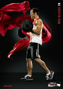 Latest BODYPUMP 70 poster