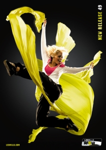 Latest BODYJAM 49 poster