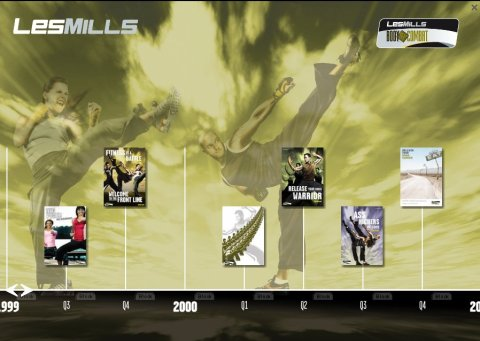 "BODYCOMBAT ""Wall of Fame"""