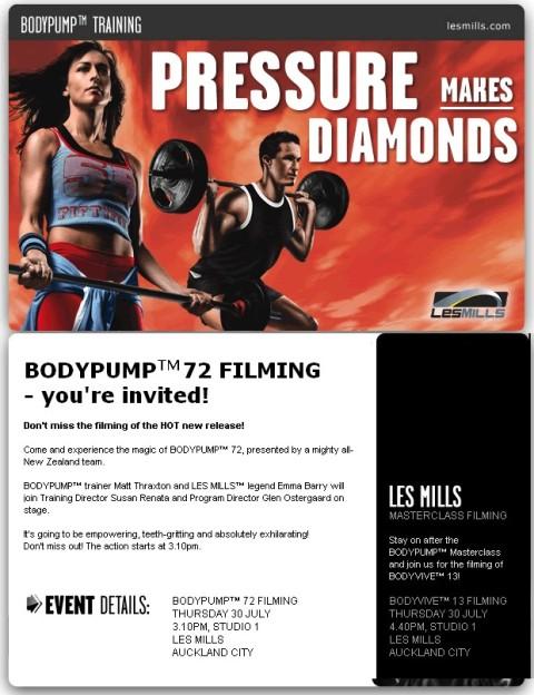 BP72 invite