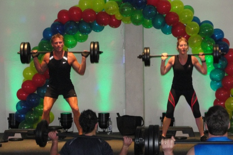 Me and Karen - 'Whatcha Say' BODYPUMP 75