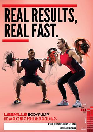 Nick Skitz Fitness First: Energy