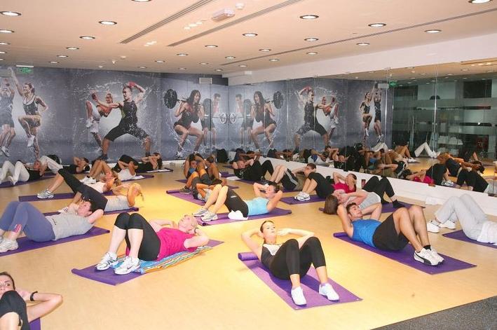 Fitness clubs in dubai nz glen bodycombat fanatic for Salon fitness