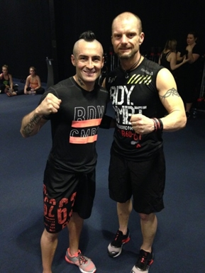 BODYCOMBAT 62: Andres Vesga and Tony
