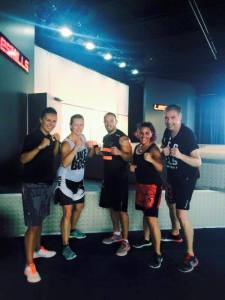 Rach, Kat, Dan, Deb and Ralf